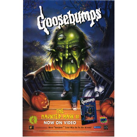 Goosebumps: The Haunted Mask 2 (1997) 27x40 Movie Poster (Goosebumps Mask For Sale)