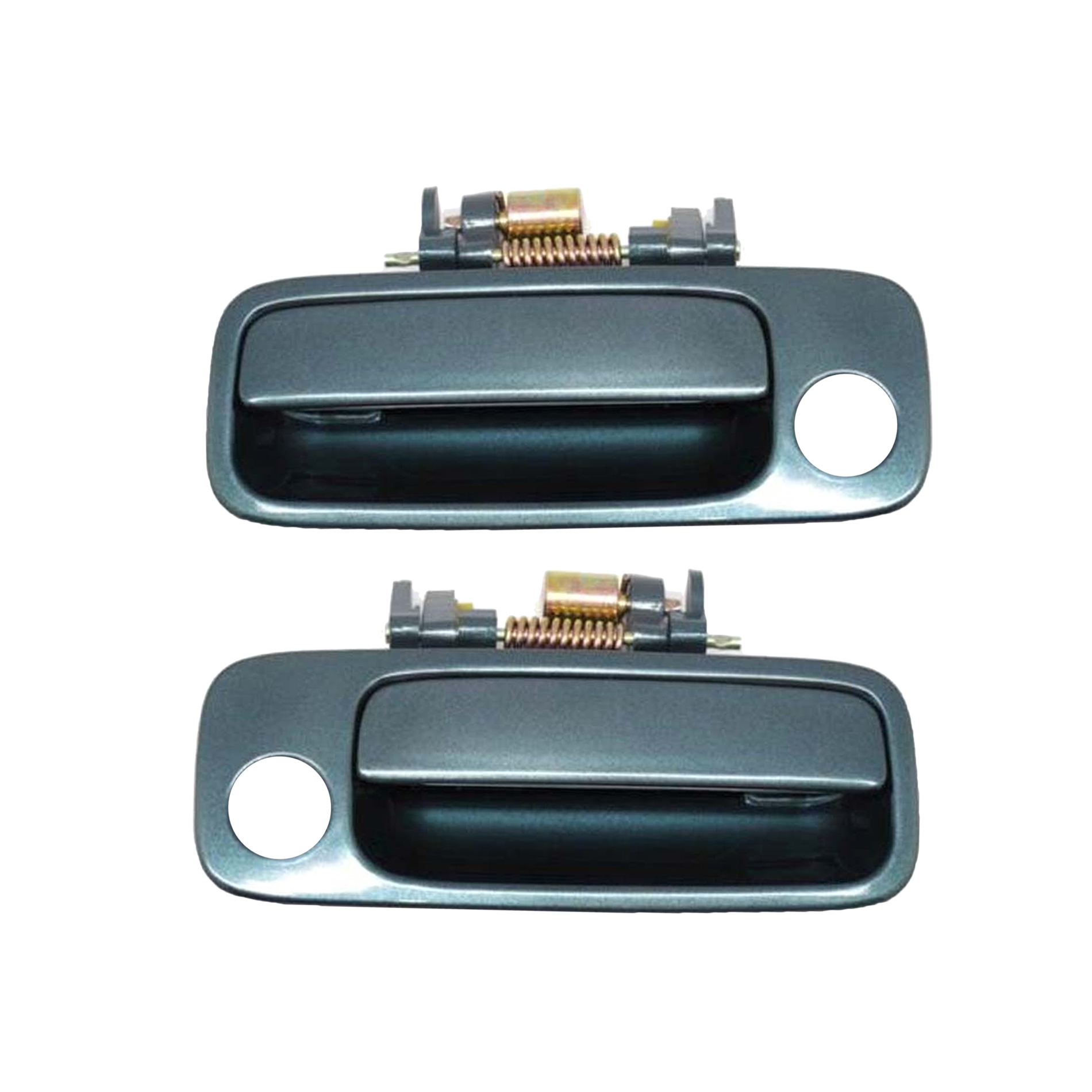 Brand NEW For Front 1997-2001 Toyota Camry Blue 8N7 Outside Outer Door Handle 2PCS 97 98 99 00 01