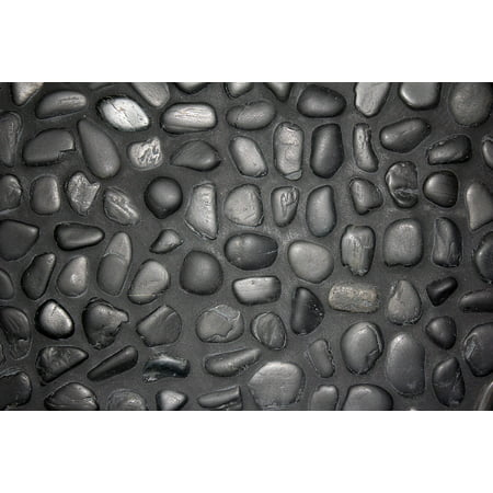 laminated poster craft stones structure pebble texture pebbles