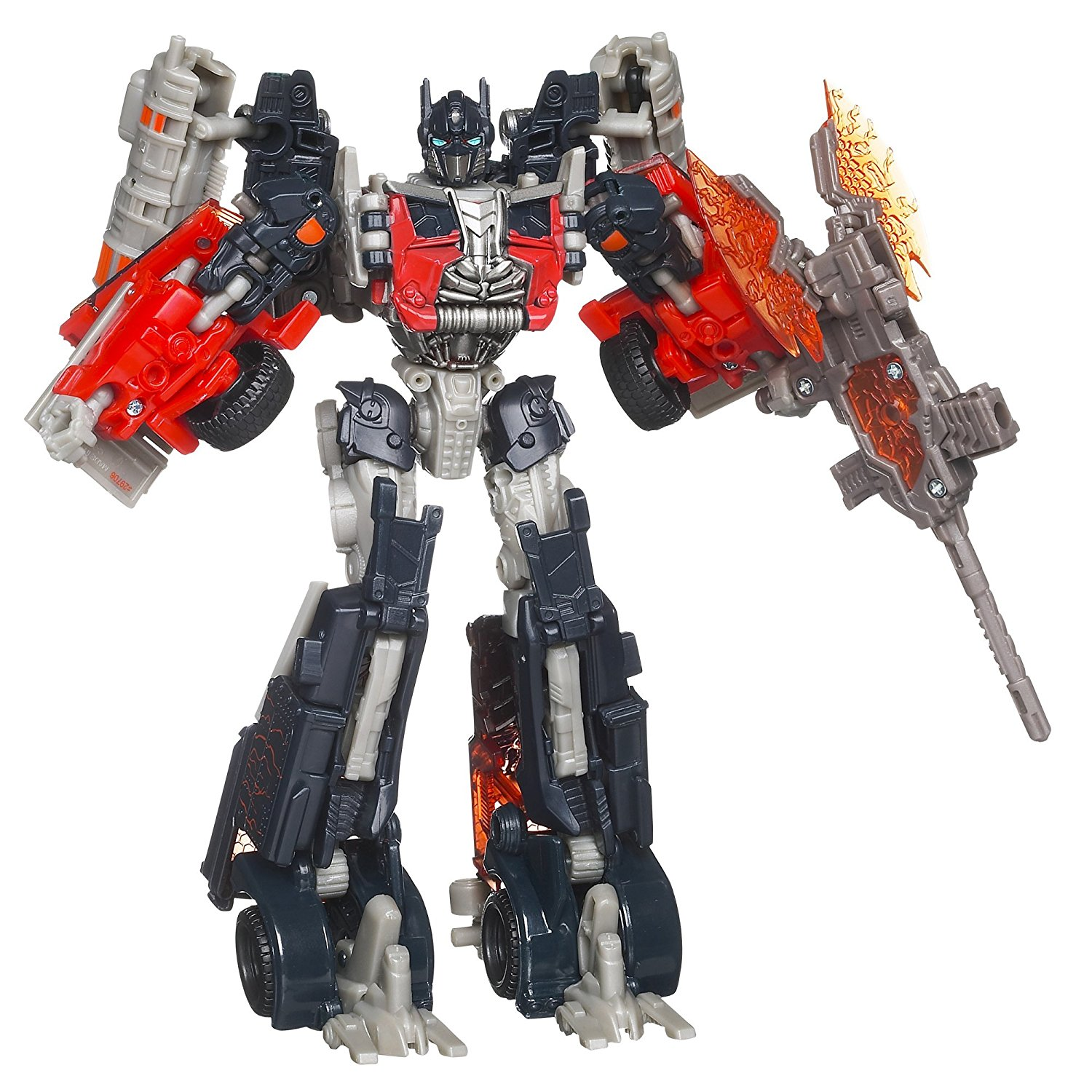 transformers: dark of the moon - mechtech voyager - fireburst