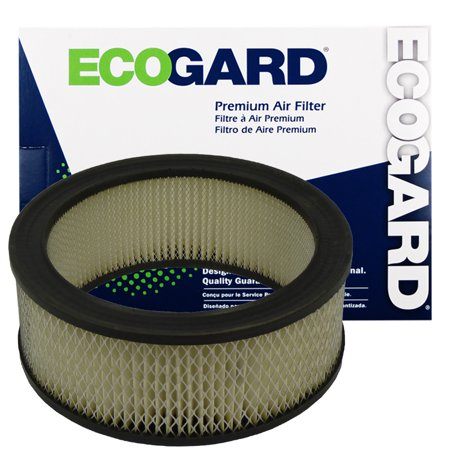 ECOGARD XA3181 Premium Engine Air Filter Fits Chevrolet P30, C10, K10, K20, G30, C20, C30, K1500; GMC C1500, K1500, K2500, K5 Blazer, K1500, C2500, C3500, P3500 Chevrolet C1500 Air Cleaner