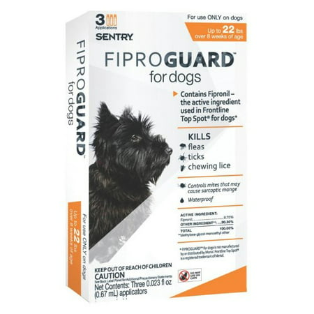 Fiproguard Squeeze-on for Dogs