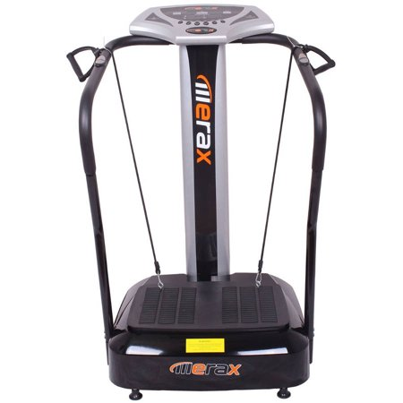 Merax Full Body Crazy Fit Vibration Platform Fitness Machine