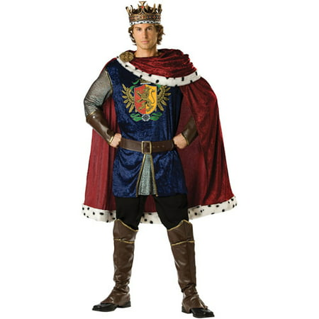 Noble King Adult Halloween Costume (King Costume)