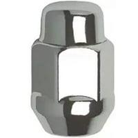 14 x 15 mm Acorn Lug Nut - 100 per Box