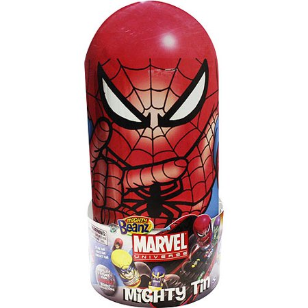 Mighty Beanz Marvel Spider-Man Tin