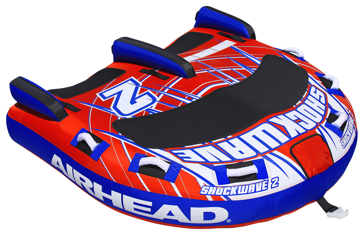 SHOCKWAVE 2 Towable Tube by AIRHEAD SPORTS GROUP