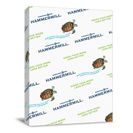 Hammermill Colored Paper, Cream Printer Paper, 20lb, 8.5x14 Paper, Legal Size, 500 Sheets / 1 Ream, Pastel Paper, Colorful Paper (168040R)