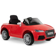 Best USA Kids Electric Cars - 12V Audi Electric Battery-Powered Ride-On Car for Kids Review
