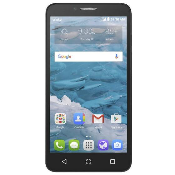 Cricket Wireless Alcatel OneTouch Flint 16GB Prepaid