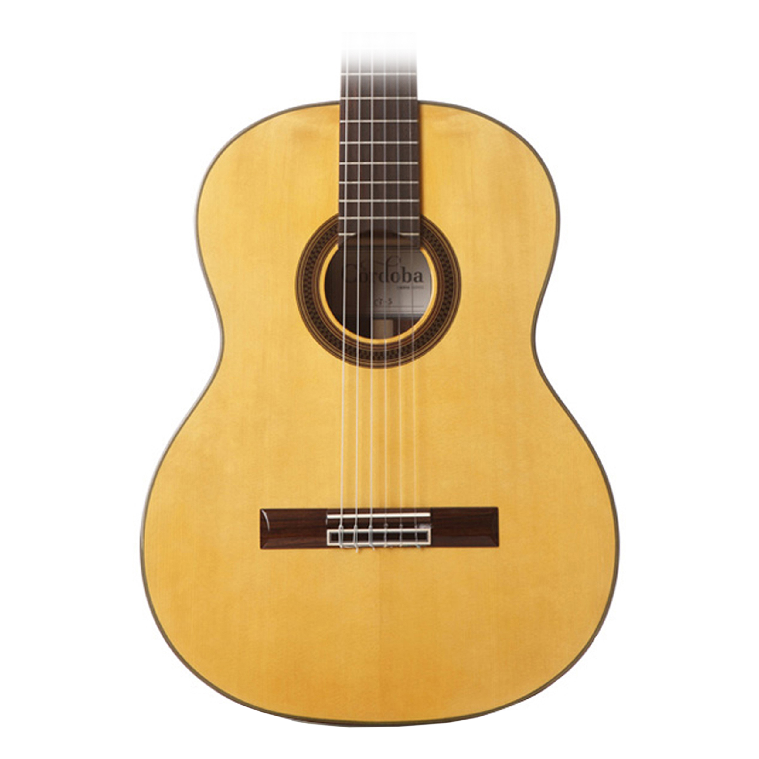 Cordoba C7s Classical Acoustic Guitar Spruce Top in Natural Finish
