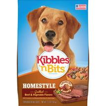 Dog Food: Kibbles 'n Bits Homestyle