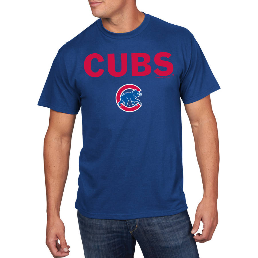 Big Men's MLB Chicago Cubs Team Tee