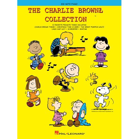 The Charlie Brown Collection(TM) (Songbook) - eBook
