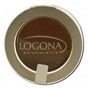 Eyeshadow Mono 02 Chocolate Logona .7 oz Powder