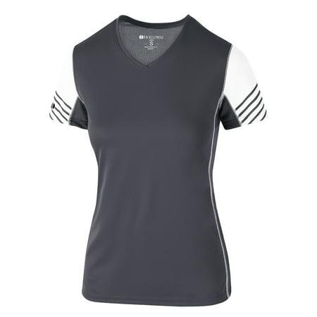 Holloway Women's Short Sleeve Arc Shirt - 222744