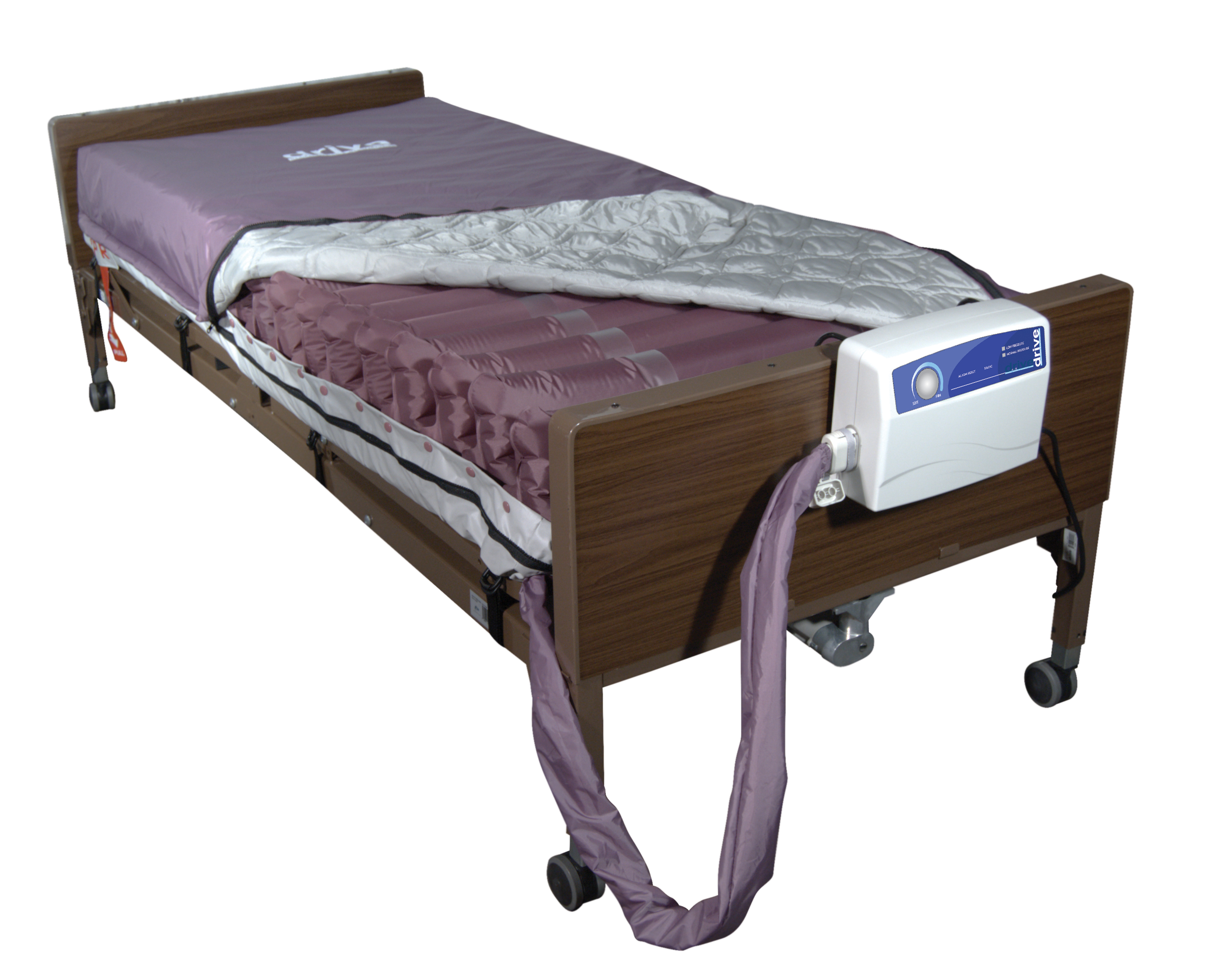 Drive Medical Med Aire Low Air Loss Mattress Replacement System