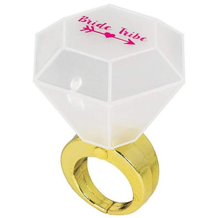 Bride Tribe Bachelorette Party Shot Glass Ring](Bachelorette Shop)