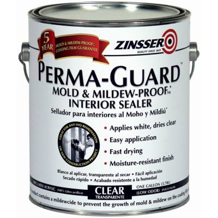 Guard Sealer (Perma-Guard 1-Gallon Mold- & Mildew-Proof Interior Sealer )