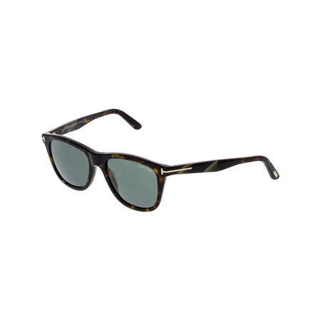 19e91c1cb4 Tom Ford - Tom Ford Men s Andrew FT0500-52N-54 Brown Rectangle Sunglasses -  Walmart.com