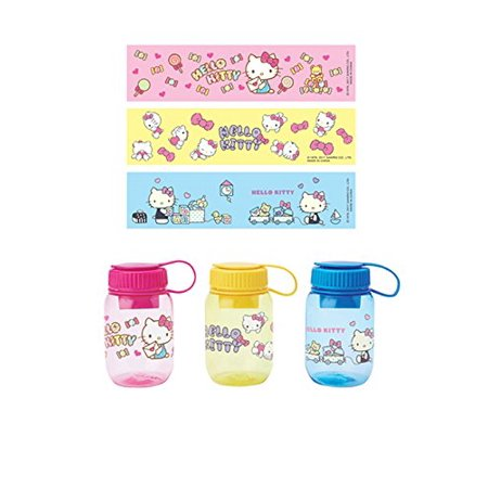 Hello Kitty Barrel 2-hole Pencil Sharpener 3 Colors Available. Randomly Picked. This is for 1 Piece Only. (3 Piece Sharpener)