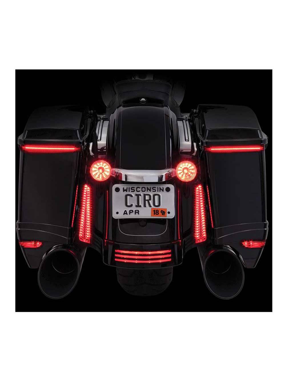 Black Ciro 40023 Filler Panel Lights