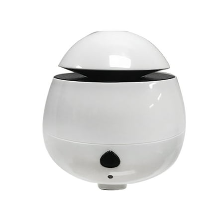 Mainstays 50mL Ultrasonic Aroma Diffuser, White White Floor Diffuser