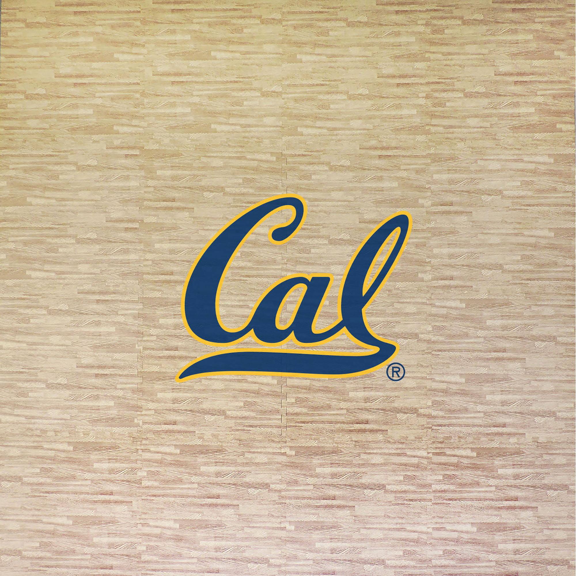 University of California Berkeley Portable Foam Puzzle Tailgate Floor Mat by
