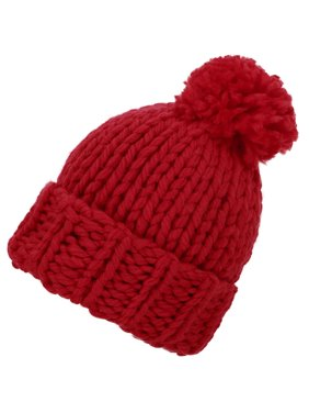 62720a1f396 Product Image Womens Soft Warm Thick Hat Winter Cap Girls Cable Knit Beanie
