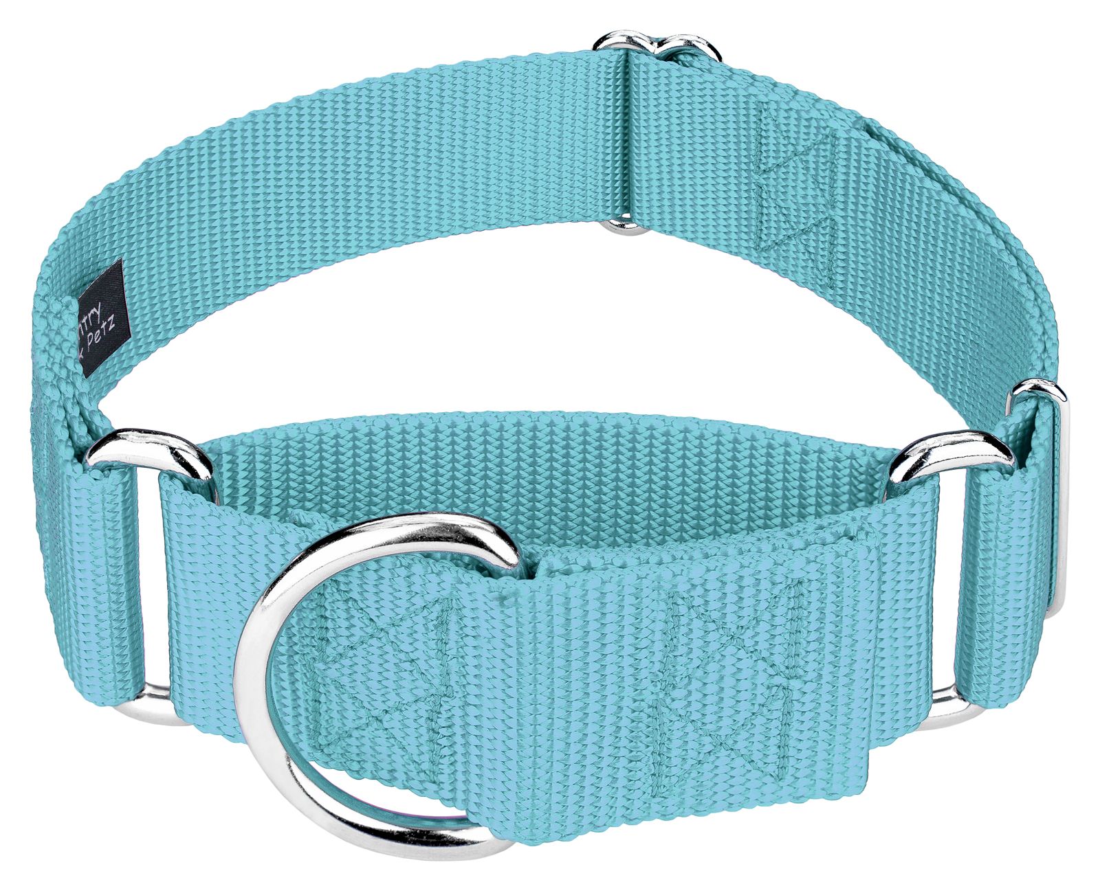Country Brook Design | 1 1 2 Inch Martingale Heavyduty Nylon Dog Collar by Country Brook Design