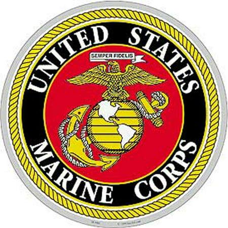 - US Marine Corps Logo Sign