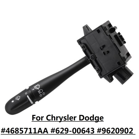 Tahoe Turn Signal Switch (Turn Signal Switch For 2001-2007 Chrysler Town & Country Dodge Grand Caravan #4685711AA 629-00643 9620902 )