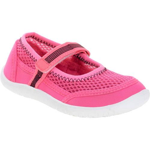 Toddler Girls' Essential Beach Water Shoe - Walmart.com