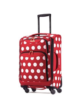 2fc557620ef Product Image 21 Disney Minnie Mouse Polka Dot Softside Spinner
