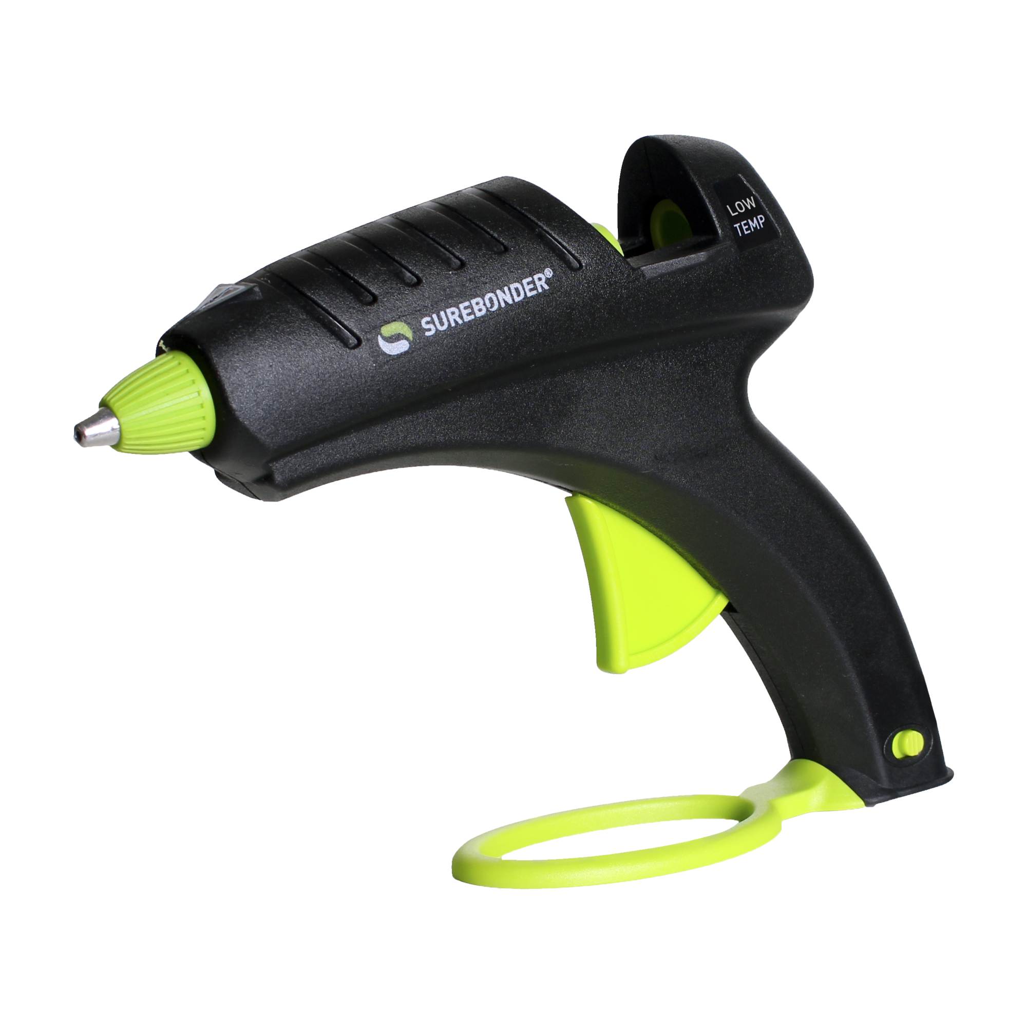 Surebonder Full Size Low Temperature Glue Gun with Safety Fuse, 40 Watt