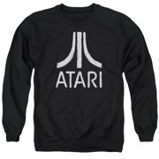 Atari - Rough Logo - Crewneck Sweatshirt - Large