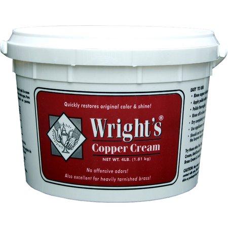 Wrights Copper Cream 4lb tub