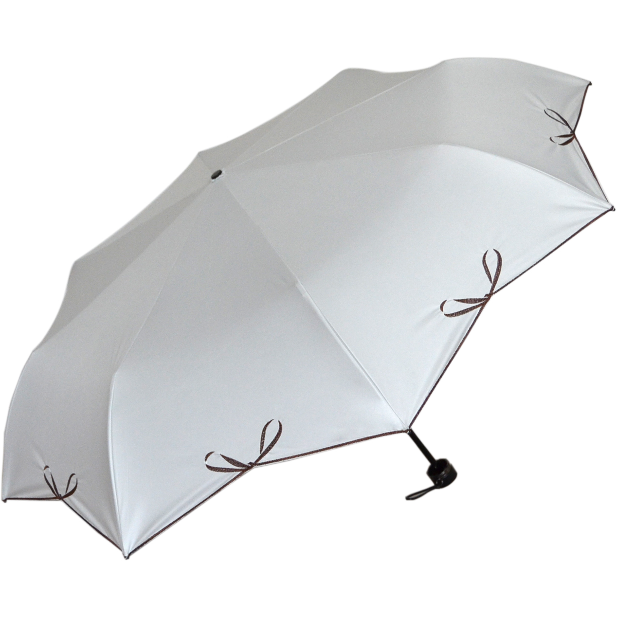 Men Ladies RLDSESS Cartoon Rainproof Patio Umbrella 42 Inches Rainproof 10 Ribs Automatic Opening and Closing,Cute Baby Donkey Posing Isolated On White Background,Windproof