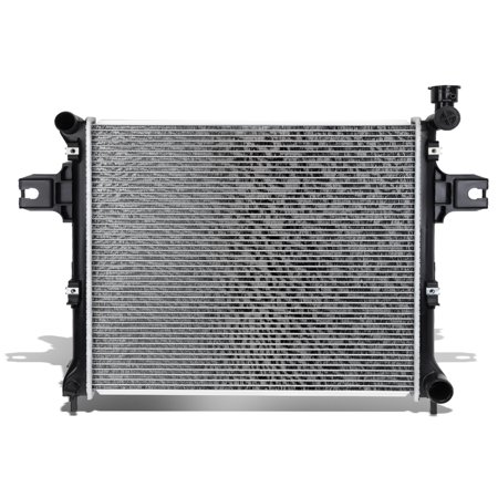 For 2005 to 2010 Jeep Grand Cherokee / Commander AT Factory Style Aluminum Core 2839 Radiator
