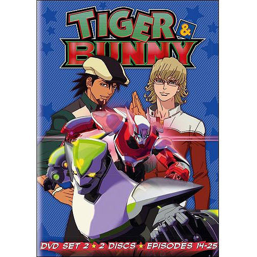 Tiger & Bunny: Set 2 (Anamorphic Widescreen)