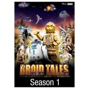 Lego Star Wars: Droid Tales: Crisis on Coruscant (Season 1: Ep. 2) (2015) by