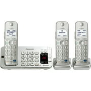 LINK2CELL BT PHONE CORDLESS W/ ANSWERING MACHINE 3HANDSET