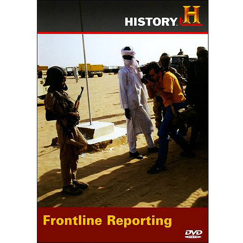 HISTORY CHANNEL - MODERN MARVELS: FRONTLINE REPORTING