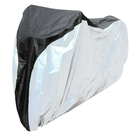 Bicycle Hood Waterproof Anti-UV Covers 190T Polyester Taffeta Bike Shelter Dust Rain Protecor