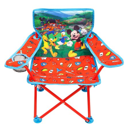MICKEY MOUSE ROADSTER RACERS FOLD N' GO CHAIR