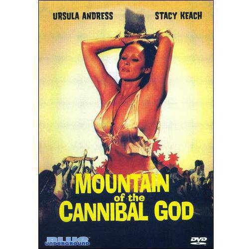 Mountains Of The Cannibal God (Widescreen)