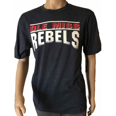Ole Miss Party Supplies (Ole Miss Rebels Colosseum Blue Crunch Frontline Short Sleeve)