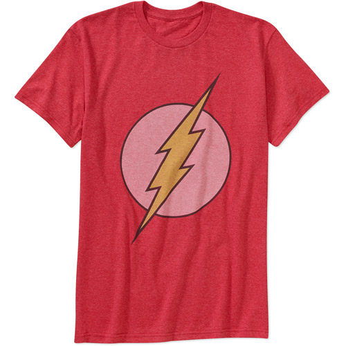 Flash Logo Men's Graphic Tee