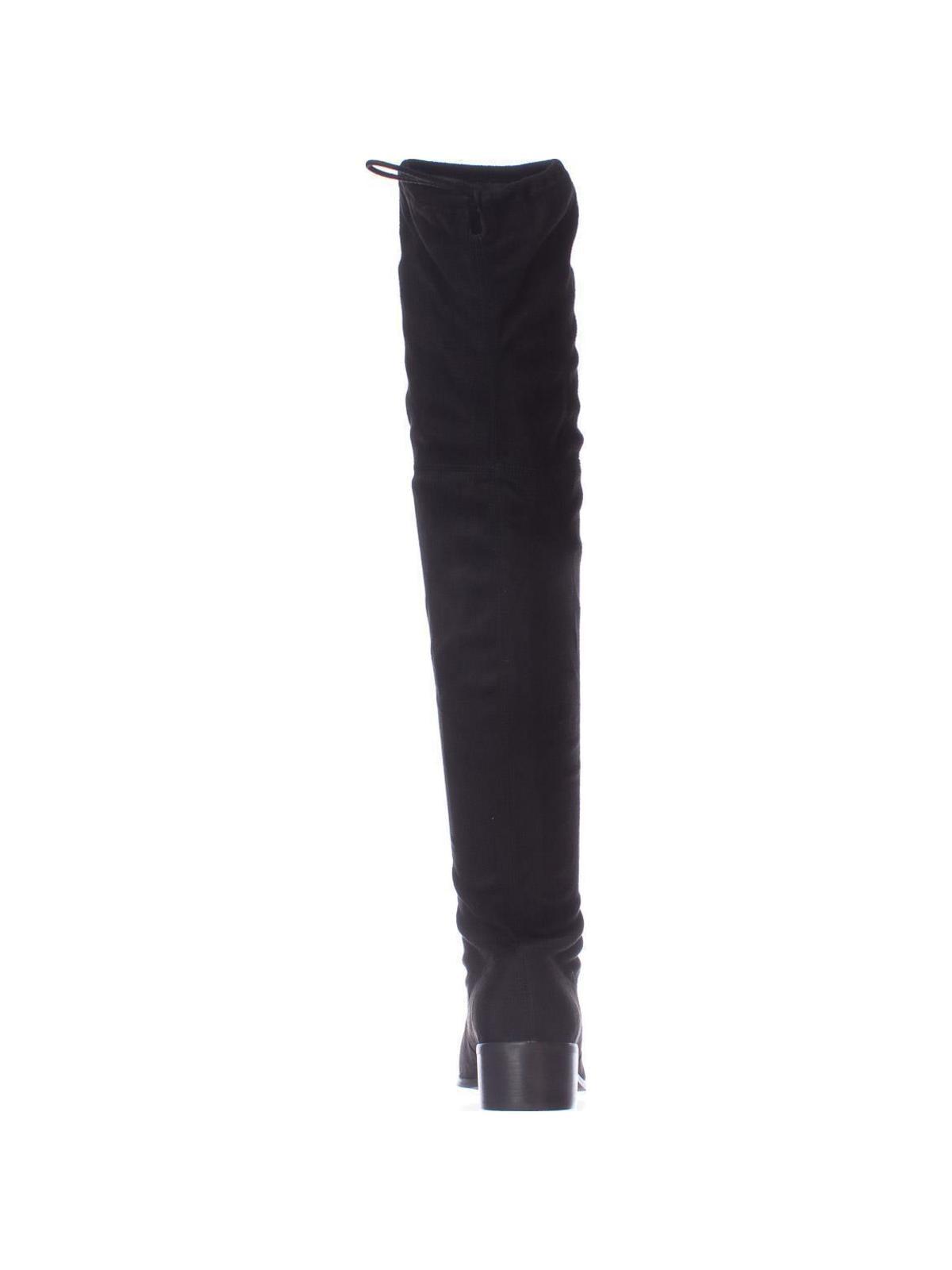 charles charles charles par charles david  's gunter en micro - daim pierre Gris  au - dessus du genou du daim botte - 8 db1288