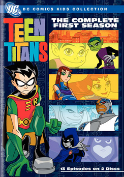 Teen Titans: The Complete First Season (DVD) by Ingram Entertainment